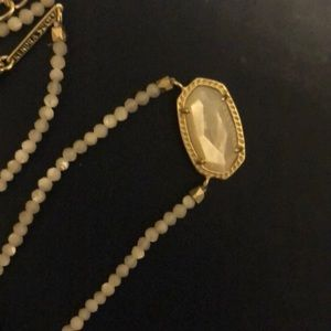 Kendra Scott Elisa Beaded Pendant Necklace NWT